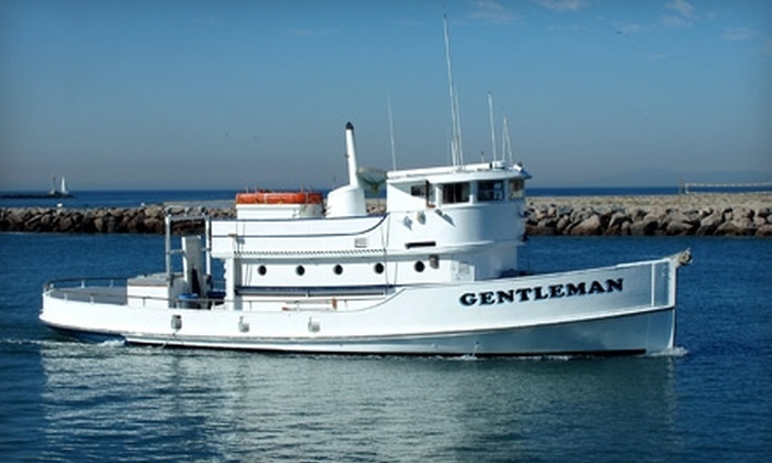 Channel Islands Sportfishing Center - Hollywood: $38 for 3/4-Day Fishing Trip and Rod Rental at Channel Islands Sportfishing Center in Oxnard ($77 Total Value)