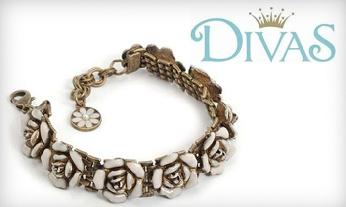 Divas - Northfield: $25 for $50 Worth of Handbags, Jewelry, and Accessories at Divas
