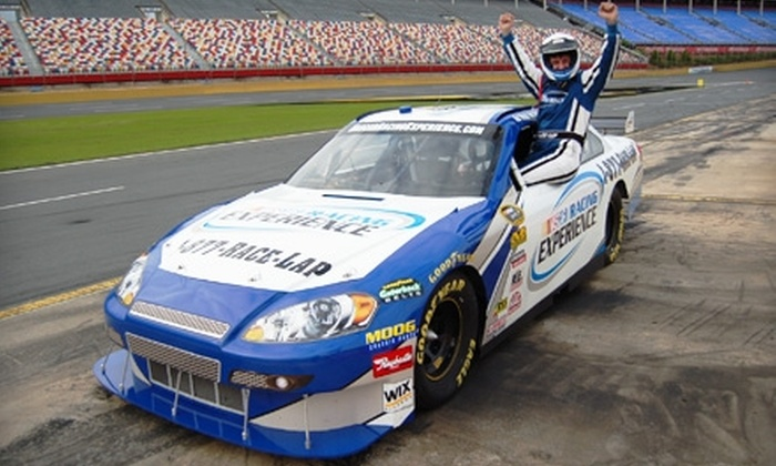 NASCAR Driving Experience - Lebanon: NASCAR Racing Experience at Nashville Superspeedway. Two Options Available.