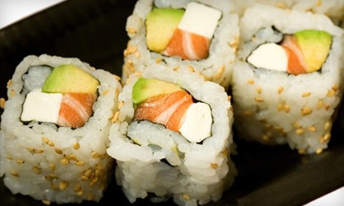 Golden Shanghai - Denver: Half Off Chinese Fare or Sushi at Golden Shanghai