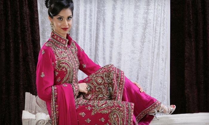 Vanita Kollections - Mississauga: $59 for $200 Worth of Women's Traditional Indian Apparel at Vanita Kollections in Mississauga