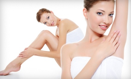 Kellogg Clinic: 3 Laser Hair-Removal Treatments in 1 of 10 Areas: Upper Lip, Chin, Sideburns, Brow, Ears, Neck (Front), Neck (Back), Areolas, Fingers, and Toes - Kellogg Clinic in Wichita