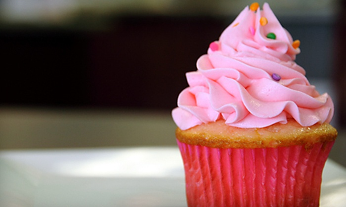 The Sweet Life - Bluestone: Five Cupcakes, Slices of Pie, or Gelatos or $5 for $10 Worth of Sweets at The Sweet Life in Fishers