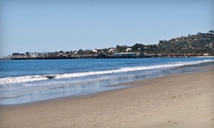 Old Yacht Club Inn - East Beach: $249 for a Two-Night Stay for Two at the Old Yacht Club Inn in Santa Barbara (Up to $518 Value)