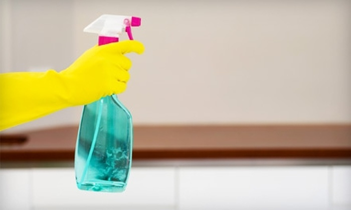 Damestiques - Taylorsville: $74 for Three Hours of Green Home-Cleaning Services by Damestiques ($150 Value)