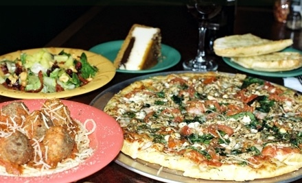 $20 Groupon to Palio's Pizza Cafe - Palios Pizza Cafe in Grapevine