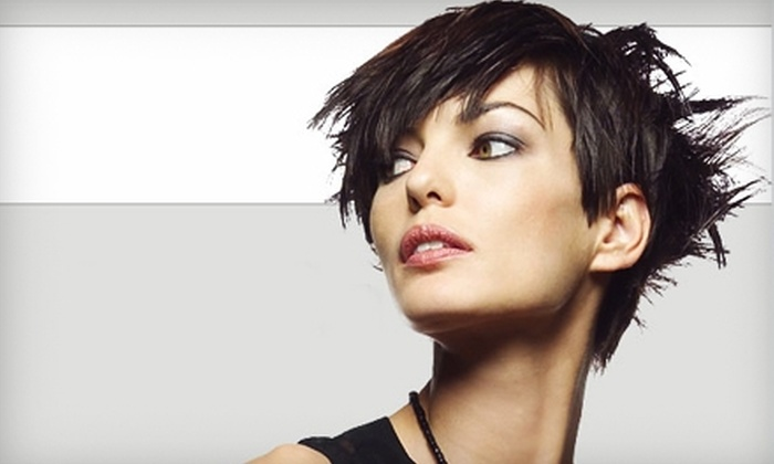 Tricho Salon and Spa - Multiple Locations: $45 for $100 Worth of Salon and Spa Services at Tricho Salon and Spa. Four Locations Available.