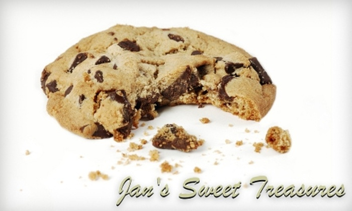 Jan's Sweet Treasures - Lodi: $8 for $16 Worth of Cookies, Pastries, Candies, and More at Jan's Sweet Treasures