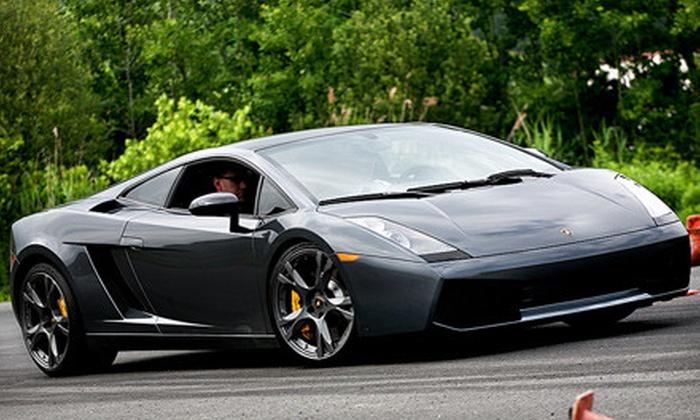 Gotham Dream Cars - Dania Beach: $99 to Drive a Ferrari or Lamborghini at Gotham Dream Cars in Dania Beach ($250 Value)