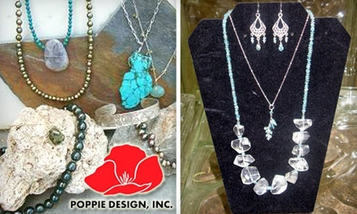 Poppie Design - Louisville: $30 for $60 Worth of Jewelry and Gifts at Poppie Design