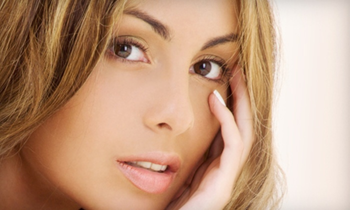 Beautiful Image of Jackson - Jackson: $99 for a Noninvasive Facelift with Microcurrent and Elastin-Infusion Therapy at Beautiful Image of Jackson ($249 Value)