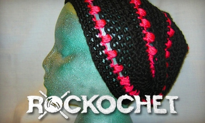 Rockochet - Amarillo: $12 for a Handcrafted Hat from Rockochet (Up to $25 Value)