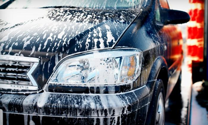 Lankershim Car Wash - North Hollywood: Gold Car Wash, Three Gold Car Washes, or Auto Detailing at Lankershim Car Wash in North Hollywood