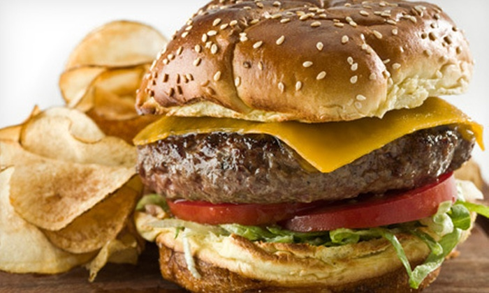 Rum Runners - Tarpon Springs: Pub Fare and Drinks at Rum Runners in Palm Harbor (Up to 55% Off). Two Options Available.