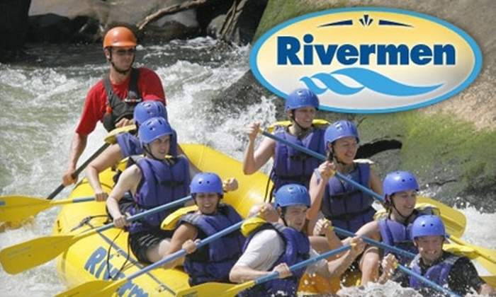 Rivermen - New Haven: $67 for a One-Day Rafting Trip on the Upper or Lower New River (Lunch Included) from Rivermen (Up to $134 Value)