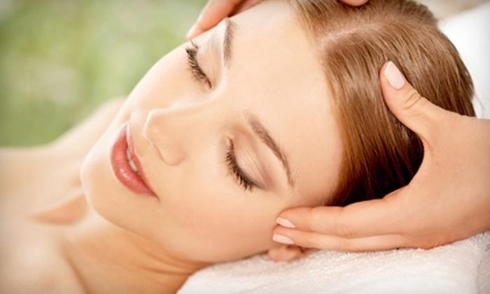 Le Salon Du Visage - Northwest District: European Facial, Massage, or Thai Massage at Le Salon Du Visage