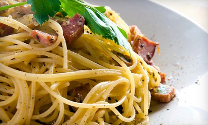 Arezzo Ristorante - Edina: Italian Cuisine, Neapolitan Pizza, Beer, and Wine for Lunch or Dinner at Arezzo Ristorante (Half Off). Five Options Available.
