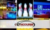 Concourse Entertainment Center - Northeast Anaheim: $9 for Three Games of Open Bowling Plus Shoes at Concourse Entertainment Center (Up to $18 Value)