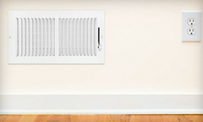 Aspen Air - Minnetonka - Hopkins: Basic Duct Cleaning with a Furnace Inspection or Tune-Up from Aspen Air (Up to 80% Off)