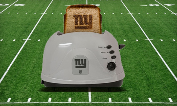 NFL Toaster: $29 for an NFL Original ProToast ($39.99 Value)