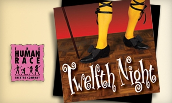 """Human Race Theatre Company - Dayton: $15 for One Ticket to """"Twelfth Night"""" with the Human Race Theatre Company"""
