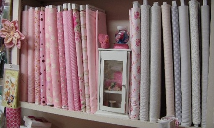 The Little Shop - Haddonfield: $20 for $40 Worth of Quilting and Sewing Classes at The Little Shop in Haddonfield