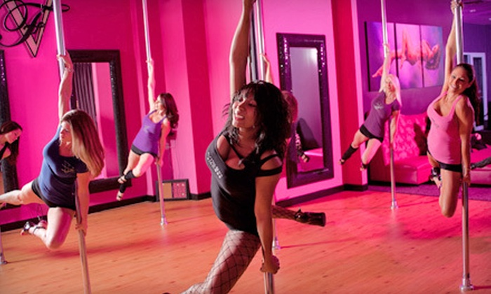Vixen Fitness - Florida Center: Five Women's Cardio Classes or Pole and Aerial-Fitness Classes or Two Weeks of Classes at Vixen Fitness (Up to 52% Off)