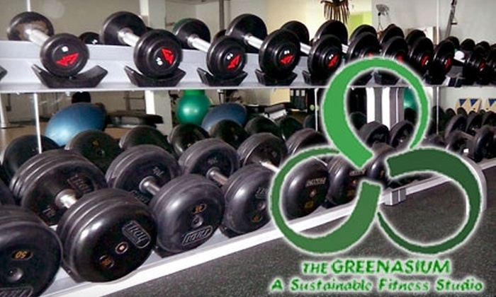 The Greenasium Fitness Studio - Encinitas: $99 for Four Personal Training Sessions ($300 Value) or $29 for 10 Drop-In Classes ($90 Value) at The Greenasium Fitness Studio in Encinitas