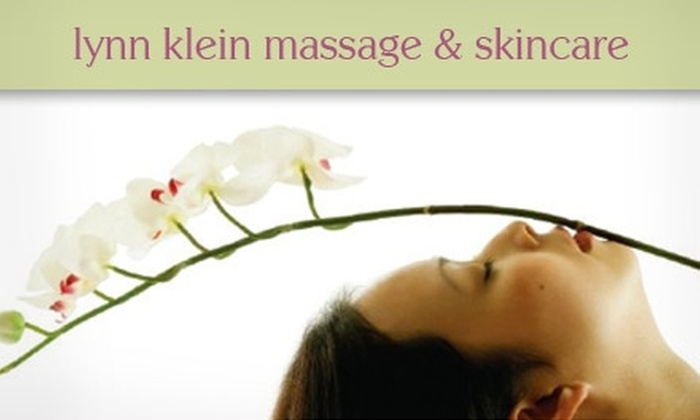 Lynn Klein Massage & Skincare - South Central Omaha: $40 for a DermaSweep Microdermabrasion and Galvanic Spa Facial Treatment at Lynn Klein Massage & Skincare ($85 Value)