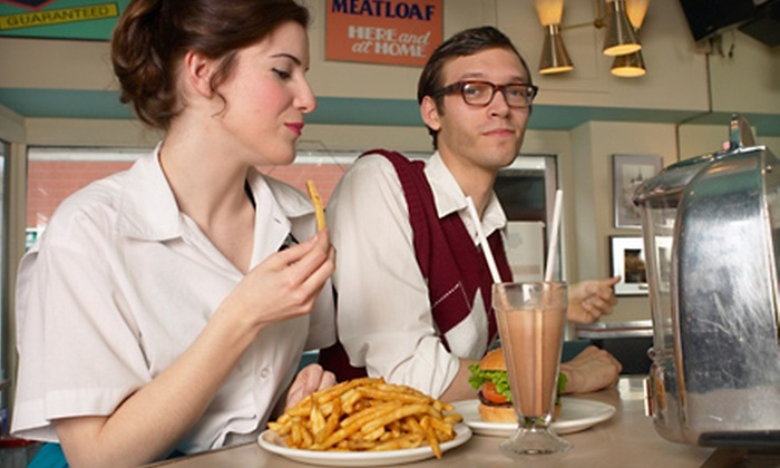 Jimmy's Diner - Corona: $7 for $15 Worth of Classic American Fare and Drinks at Jimmy's Diner in Corona