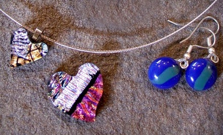 3-Hour Jewelry-Secrets Fusing Workshop for 1 (a $150 value) - Glass Class in Durham