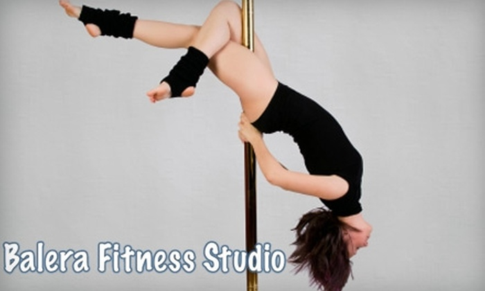 Balera Studio - Bakersfield: $10 for One-Hour Introductory Pole Fitness Course at Balera Studio ($30 Value)