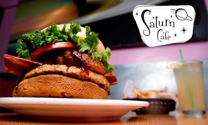 Saturn Café - University of California Berkeley: $10 for $20 Worth of Vegetarian Food, Drinks, and Treats at Saturn Café
