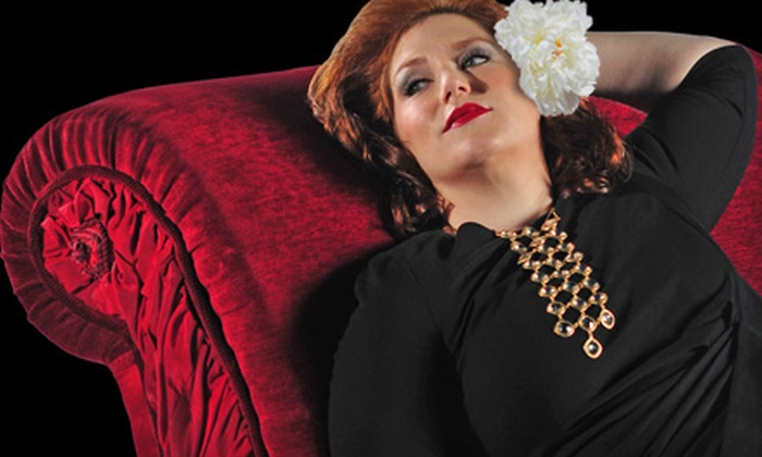 "Nashville Opera - Downtown Nashville: One Ticket to See Nashville Opera's ""La Traviata"" at the Tennessee Performing Arts Center. Four Options Available."