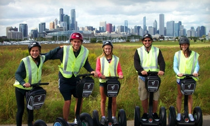 Segway Experience of Chicago - Loop: $39 for Park Glide Segway Tour from Segway Experience of Chicago ($70 Value)