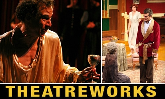 THEATREWORKS - Colorado Springs: $60 for a One-Year Membership to 2010–2011 Season at THEATREWORKS ($161 Value)