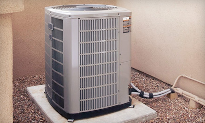 Texas Air Care - Houston: $49 for an Air-Conditioning Tune-Up and Drain Service from Texas Air Care ($134.95 Value)