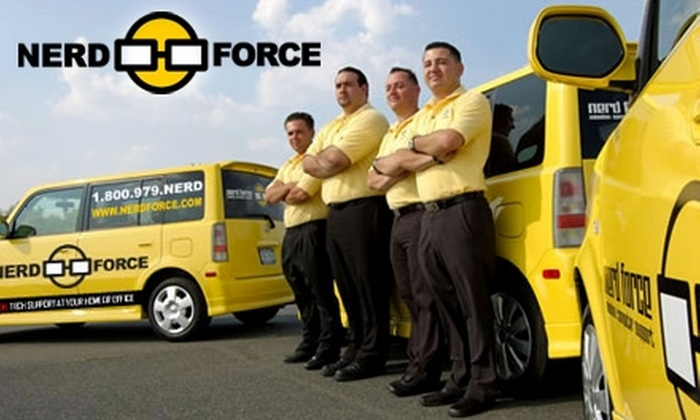 Nerd Force - Las Vegas: $39 for $150 Worth of Computer Services from Nerd Force