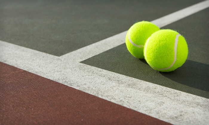 Five Seasons Family Sports Club - Burr Ridge: $49 for a Six-Week Baseline Adult Tennis Program and a Six-Week Membership at Five Seasons Family Sports Club ($99 Value)