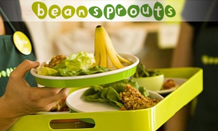 Bean Sprouts Café  - Middleton Hills: $6 for $12 Worth of Healthy Café Fare at Bean Sprouts Café