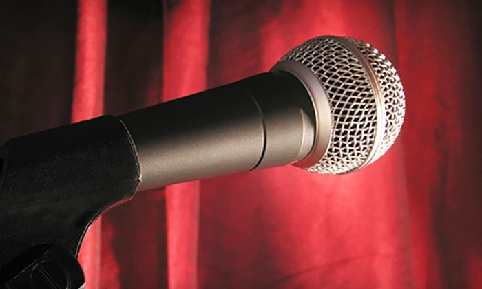 El Paso Comic Strip Comedy Club - El Paso: Comedy Night for Two at El Paso Comic Strip Comedy Club