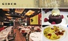 Gioco  - South Loop: $25 for $50 Worth of Italian Cuisine and Drinks at Gioco