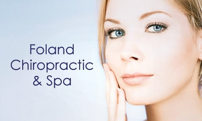 Foland Chiropractic & Spa  - Mandarin: $39 for a Facial Microdermabrasion Treatment at Foland Chiropractic & Spa ($90 Value)