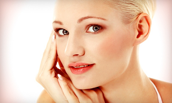 Cherita Irving at Thurston House Salon & Day Spa - Hanestown: Murad Facial Packages from Cherita Irving at Thurston House Salon & Day Spa in Winston-Salem (Up to 72% Off)