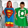 53% Off a Superhero Bath Wrap