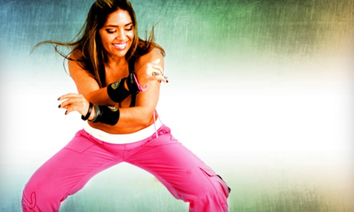 RhythmX - Orlando: 5 or 10 Zumba and Fitness Classes at RhythmX (Up to 60% Off)