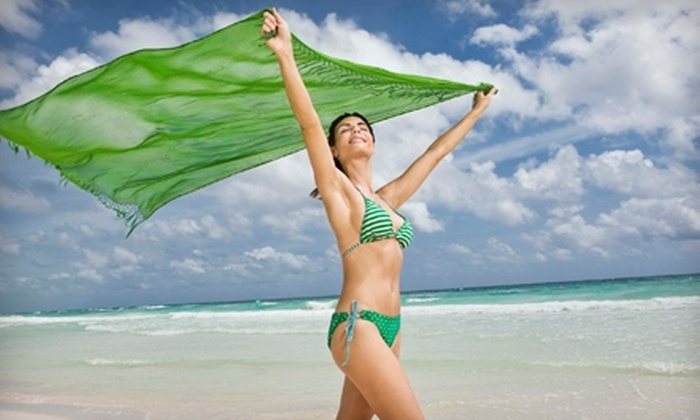 New Body Now - Beach Barber Tract: $59 for a Mineral Detox Body Wrap at New Body Now in La Jolla ($129 Value)
