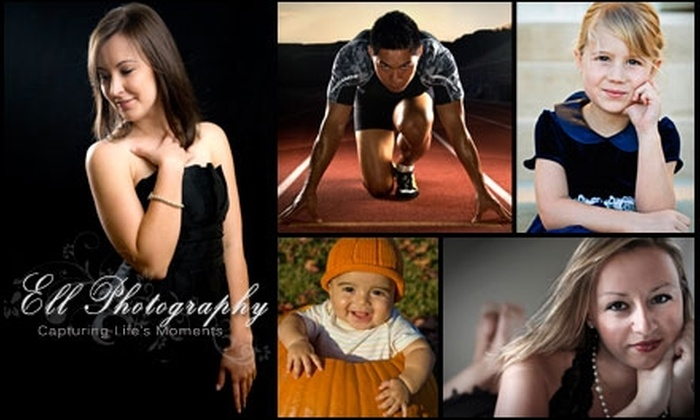Ell Photography - Albuquerque: $89 Family Photo Session from Ell Photography ($200 Value)
