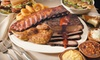 $10 for Hickory-Smoked Fare at Smokehouse Bar-B-Que