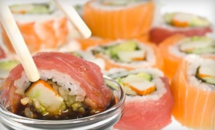 $20 Groupon to Sushi Ichi Japanese Restaurant for Dinner - Sushi Ichi Japanese Restaurant in East Setauket